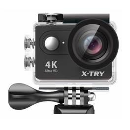 Экшн-камера X-Try XTC160 черный - фото 1