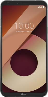 Смартфон LG Q6a M700 16ГБ черный (LGM700.ACISBK)