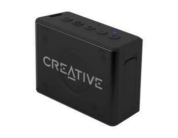 Колонка портативная Creative MUVO 1C черный (51MF8251AA000)