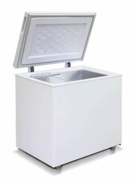 Морозильный ларь Бирюса Б-200VK белый