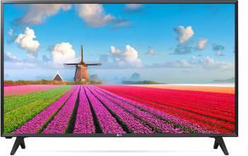 Телевизор LED 32 LG 32LJ501U черный