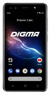 Смартфон Digma Vox S513 4G 16ГБ черный (VS5035ML)