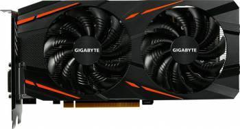 Видеокарта Gigabyte GV-RX570GAMING-4GD-MI 4096 МБ