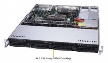 Платформа SuperMicro SYS-6019P-MTR