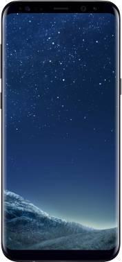 Смартфон Samsung Galaxy S8+ SM-G955FD 128ГБ черный