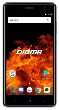 Смартфон Digma FIRE 4G VOX 8ГБ серый (VS5037PL)
