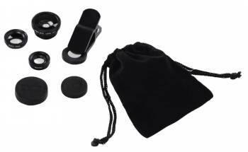 Комлект объективов Hama Uni черный (00044338)