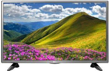 Телевизор LED 32 LG 32LJ600U серебристый
