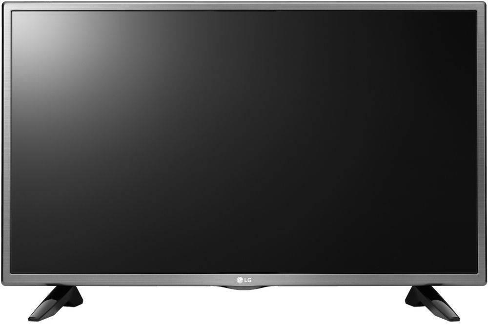 "Телевизор LED 32"" LG 32LJ600U серебристый - фото 3"