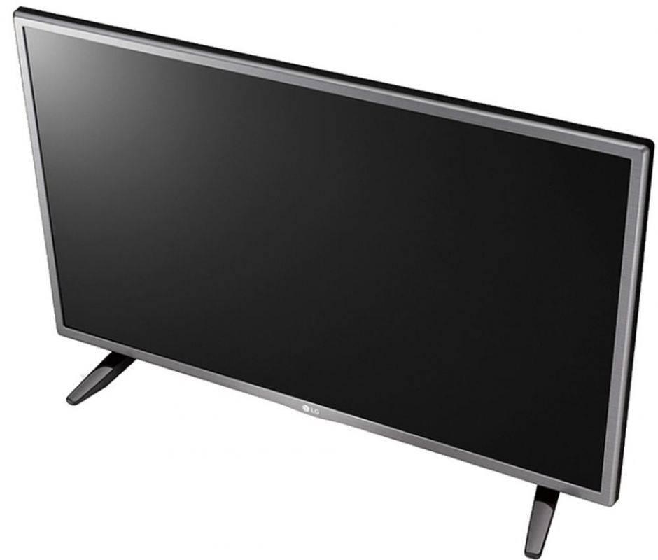 "Телевизор LED 32"" LG 32LJ600U серебристый - фото 5"