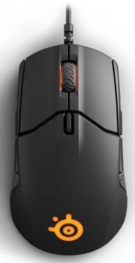 Мышь Steelseries Sensei 310 черный (62432)
