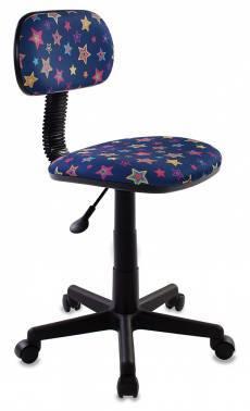 Кресло детское Бюрократ CH-201NX / STAR-BL синий