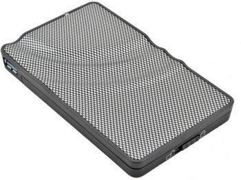 Внешний корпус для HDD AgeStar 3UB2P1C SATA черный