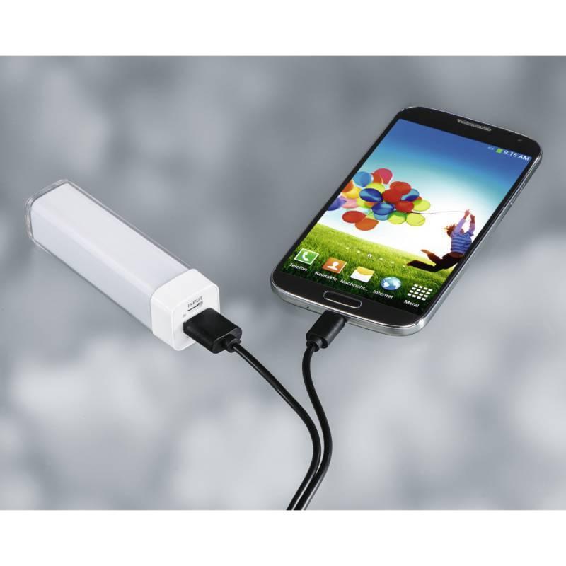 Мобильный аккумулятор HAMA H-137479 белый - фото 2