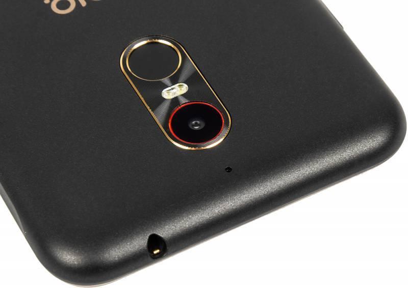 Смартфон Nubia N1 Lite 16ГБ черный/золотистый - фото 8