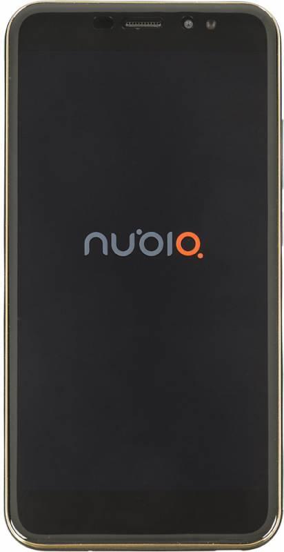 Смартфон Nubia N1 Lite 16ГБ черный/золотистый - фото 1
