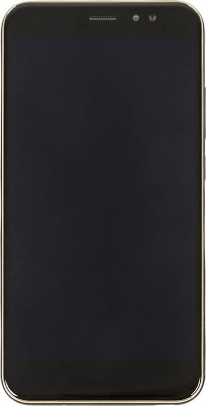 Смартфон Nubia N1 Lite 16ГБ черный/золотистый - фото 3