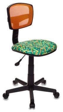 Кресло детское Бюрократ CH-299 / OR / PENCIL-GN зеленый