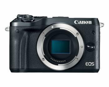 Фотоаппарат Canon EOS M6 body черный