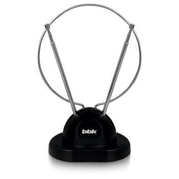 Телевизионная антенна BBK DA02 черный