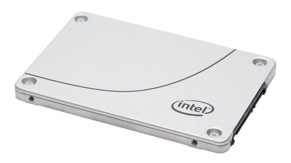 Накопитель SSD 480Gb Intel DC S4500 SSDSC2KB480G701 SATA III (SSDSC2KB480G701 956899) - фото 1
