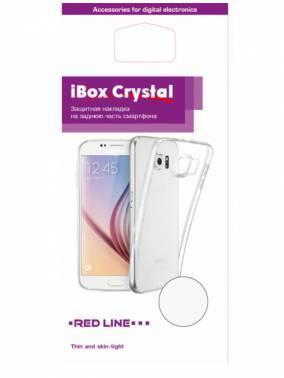 Чехол Redline iBox Crystal, для LG K8 (2017), прозрачный (УТ000011073)