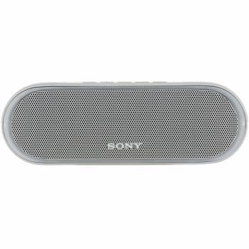Колонка портативная Sony SRSXB20W.RU2 белый