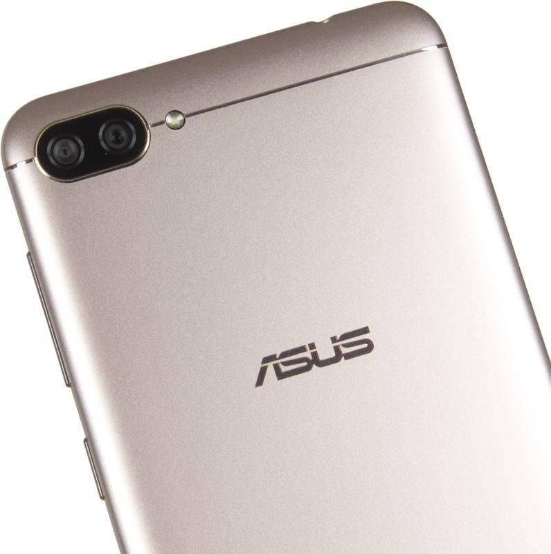 Смартфон Asus ZenFone Max ZF4 ZC520KL 16ГБ золотистый - фото 8