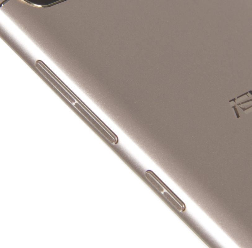 Смартфон Asus ZenFone Max ZF4 ZC520KL 16ГБ золотистый - фото 9