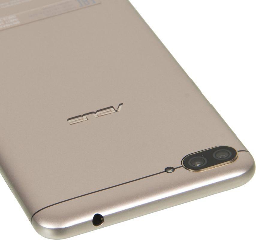 Смартфон Asus ZenFone Max ZF4 ZC520KL 16ГБ золотистый - фото 10