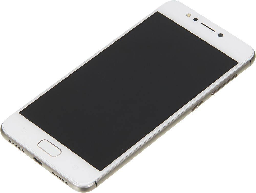 Смартфон Asus ZenFone Max ZF4 ZC520KL 16ГБ золотистый (90AX00H2-M00390) - фото 3