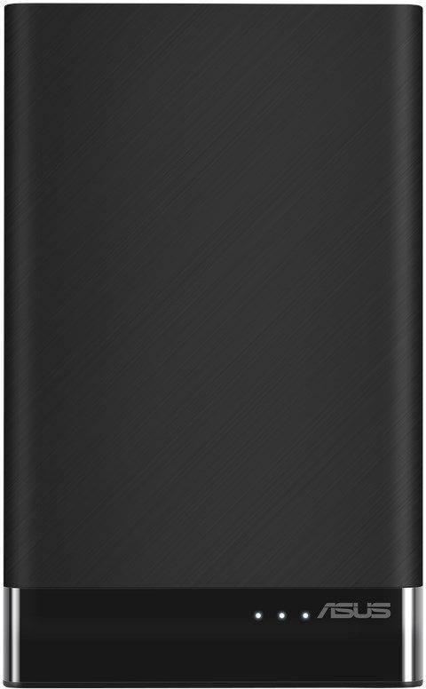 Мобильный аккумулятор ASUS ZenPower Slim ABTU015 черный - фото 1