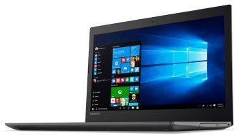 "Ноутбук 15.6"" Lenovo IdeaPad 320-15IAP черный (80XR001NRK)"