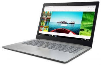 Ноутбук 15.6 Lenovo IdeaPad 320-15IKBN (80XL01GPRK) серый