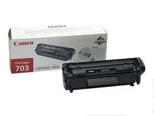 Тонер Картридж Canon 703 7616A005 черный - фото 1