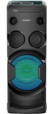 Минисистема Sony MHC-V50D черный (MHCV50D.RU1)