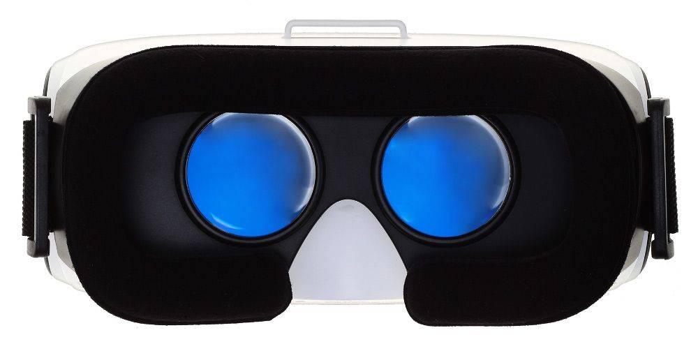 Очки виртуальной реальности DIGMA VR L42 черный/белый - фото 2