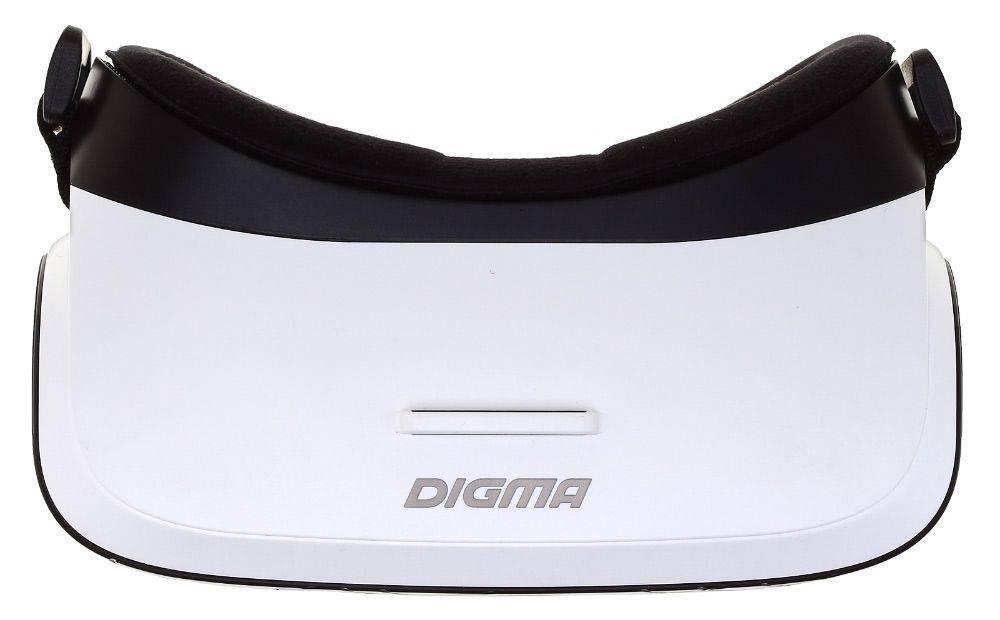 Очки виртуальной реальности DIGMA VR L42 черный/белый (VRL42) - фото 5