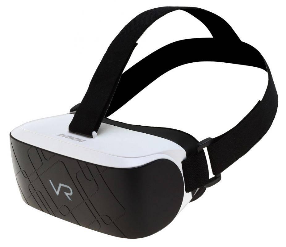 Очки виртуальной реальности DIGMA VR L42 черный/белый - фото 7