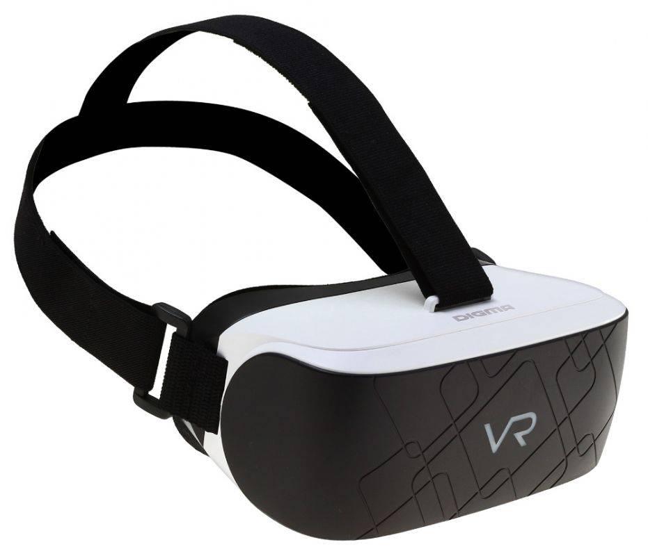 Очки виртуальной реальности DIGMA VR L42 черный/белый - фото 8