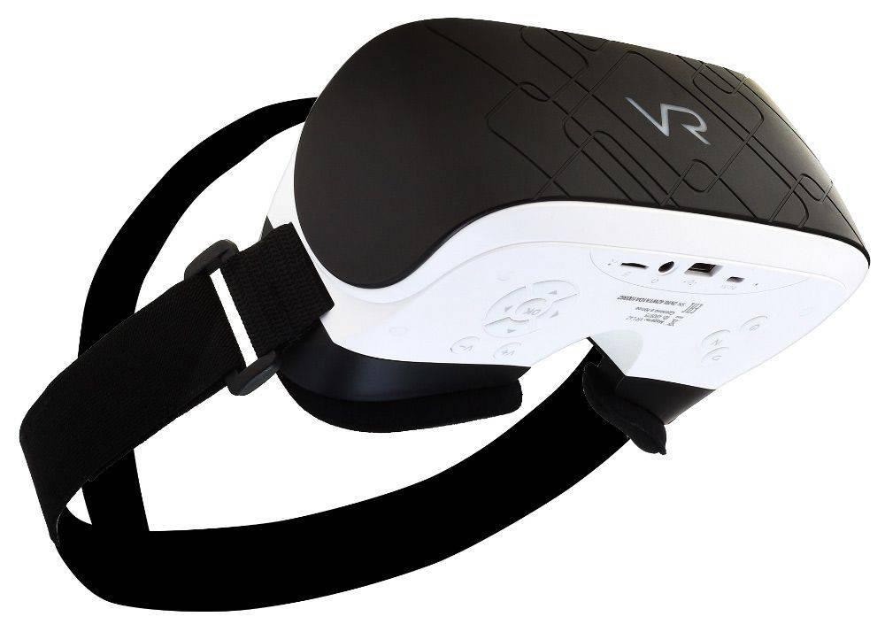 Очки виртуальной реальности DIGMA VR L42 черный/белый - фото 10