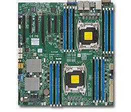 Серверная материнская плата Soc-2011 SuperMicro MBD-X10DRH-ILN4-O eATX