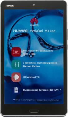 "Планшет 8"" Huawei MediaPad M3 Lite 32ГБ серый (53019449)"