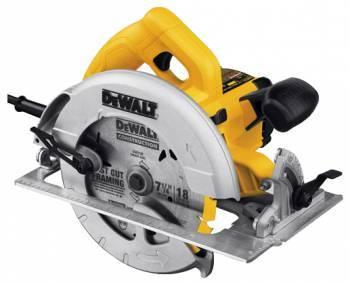 Циркулярная пила (дисковая) DeWalt DWE575K-QS