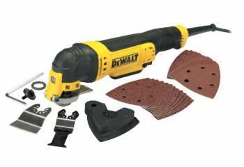 Многофункциональный инструмент DeWalt DWE315-QS желтый / черный