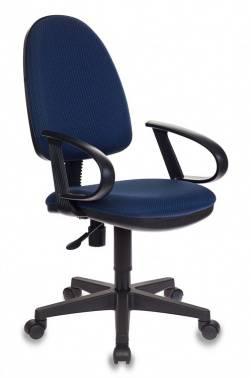 Кресло Бюрократ CH-300 / BLUE синий