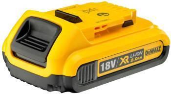 Батарея аккумуляторная DeWalt DCB183-XJ 18В 2Ач Li-Ion
