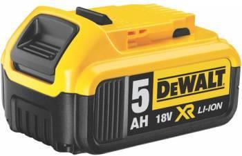 Батарея аккумуляторная DeWalt DCB184-XJ 18В 5Ач Li-Ion