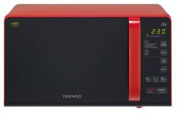 СВЧ-печь Daewoo KQG-663R красный