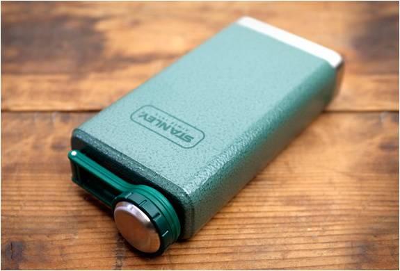 Фляга Stanley Adventure болотный (10-01564-017) - фото 3